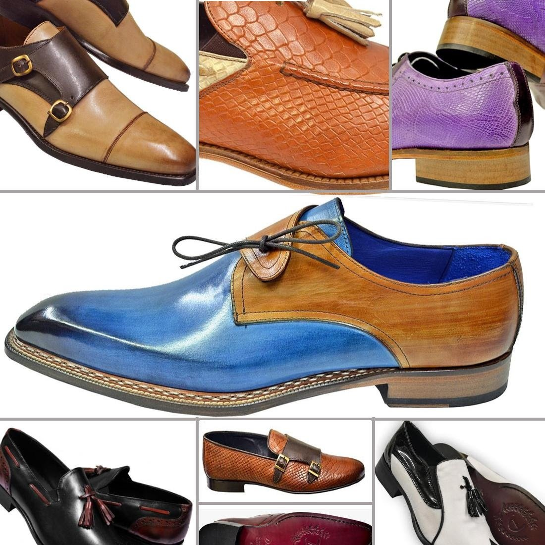 Made In Italy | The Finest Leather Footwear | Now 20% Off