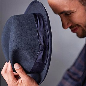 Brims & Caps | High End-Australian Wool Exclusives | 20% Off