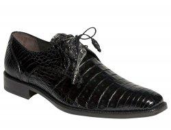Mezlan Alligator Shoes | Upscale Menswear