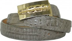 G-Gator Genuine Crocodile Belt