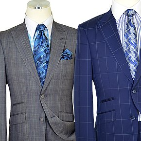 I-Deal | Italian, Super 150's Wool Suits | Now Only $149