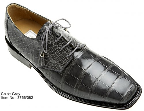 Ferrini 3756 All-Over Genuine Alligator Shoes