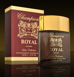 Champion Royal for Men (Silver Collection)