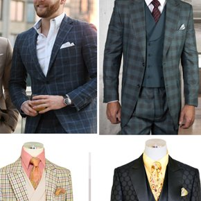 Luxury Wool Suits | Classic, Modern, & Slim Cut Suits | 35% Off