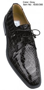 Ferrini 4085 All-Over Genuine Alligator Shoes