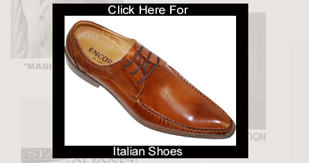 Click Here For Italian Shoes