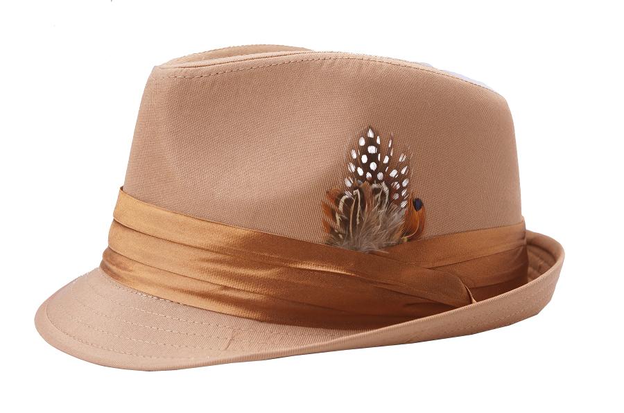 53301e50842de italy bruno capelo light brown stingy brim fedora hat sd 126 57280 a7c01