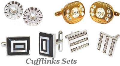 Cufflinks Sets