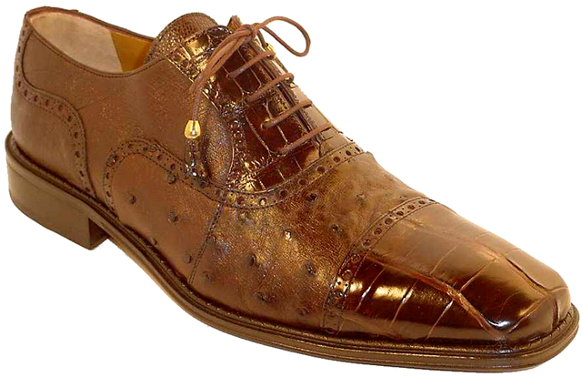ec212f30901 Ferrini Alligator Shoes   Upscale Menswear