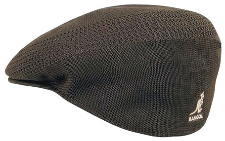 Kangol Brown Tropic 504 Ventair Cap