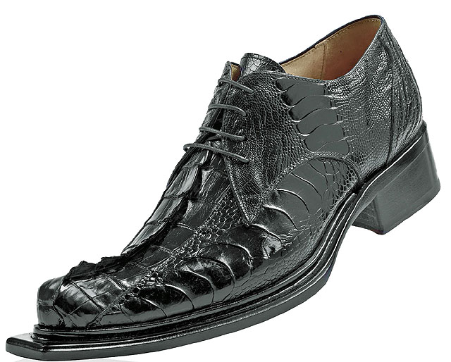 Black Gator Shoes