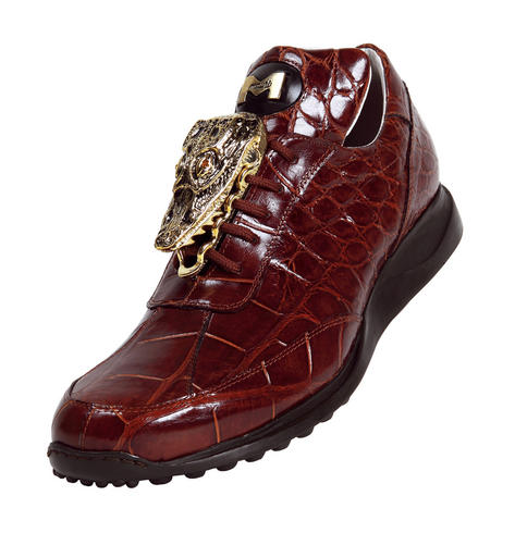 Gator Dress Shoes With Eyes
