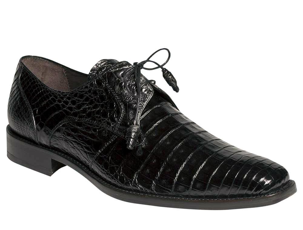 Mezlan Alligator Shoes   Upscale Menswear