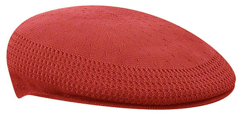 Kangol Brick Red Tropic 504 Ventair Cap