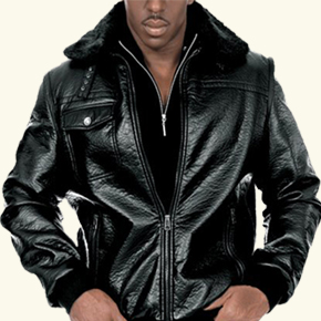 Only $49.90! GREAT Deal On PU Leather Jackets - SAVE $150