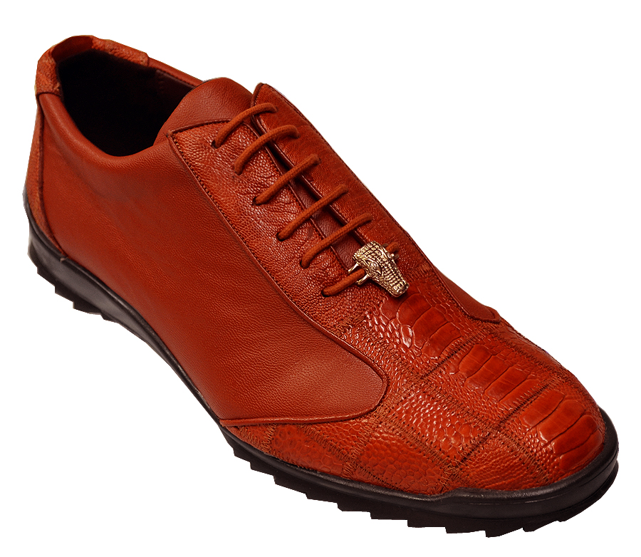 Ostrich Leather Shoes Manufacturers