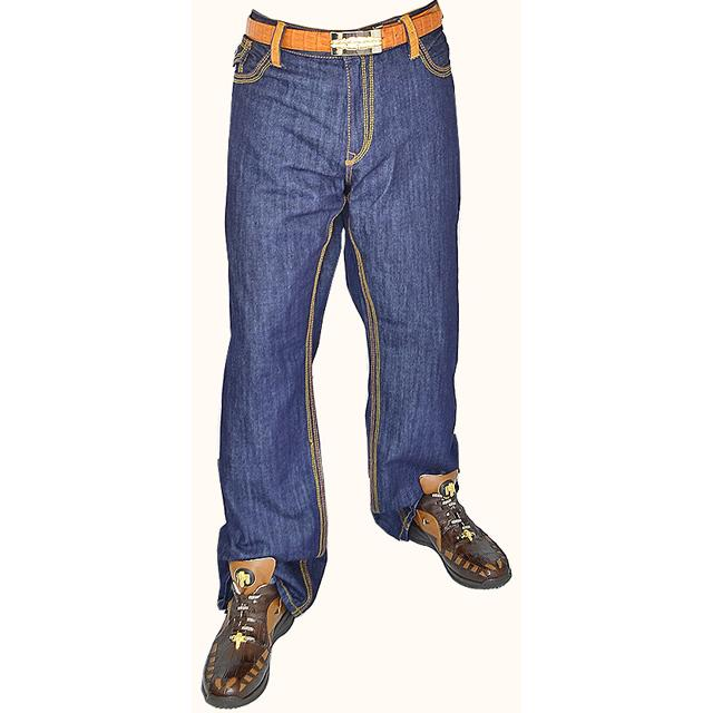 G Gator Genuine Hornback Alligator Jeans P18 2 349 90