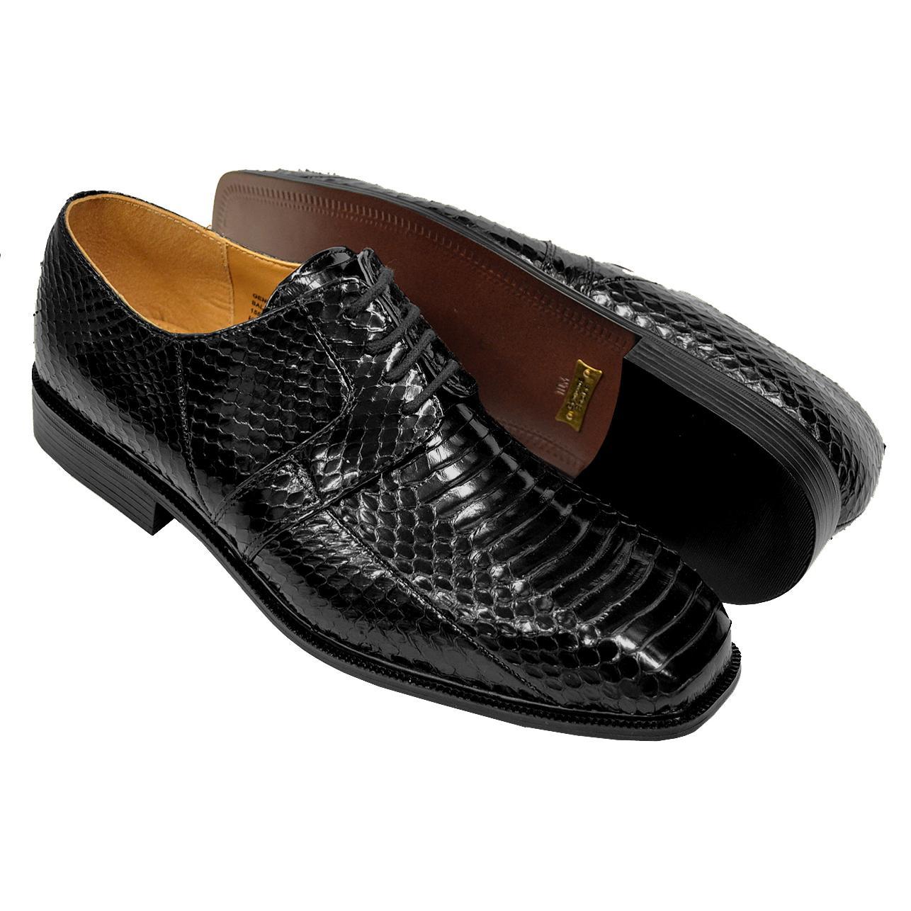 Genuine Snake Skin Shoes 155221