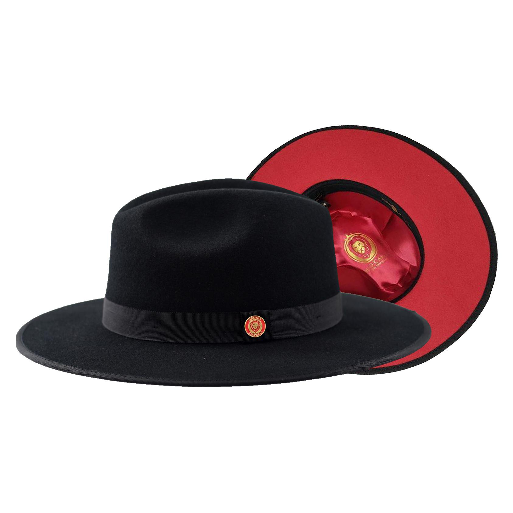 black red bottom