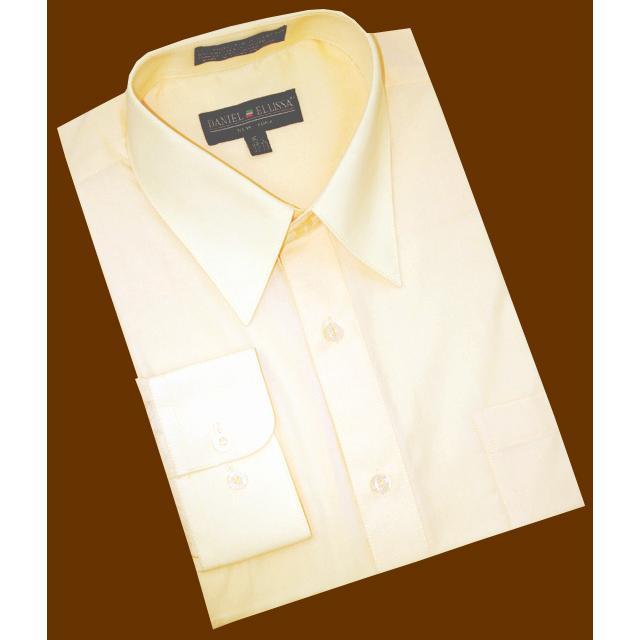 Daniel Ellissa Cotton Blend Fashion Dress Shirt With Convertible Cuffs DS3001