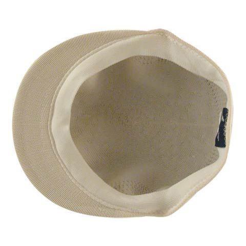 c60267077bf Kangol Cream Tropic 504 Ventair Cap -  39.90    Upscale Menswear ...