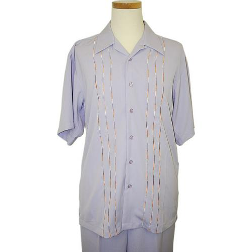 Inserch 59056 Lavender 100% Micro Polyester 2pc Outfit