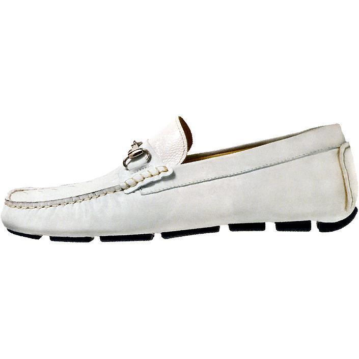 Mauri Kangaroo White Shoe | Mauri Ocean