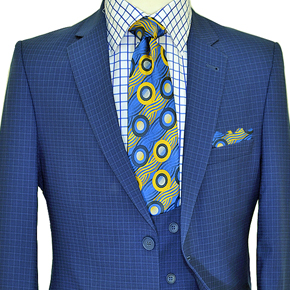 Only $129.90! Custom Tailored Fitting Suits SALE