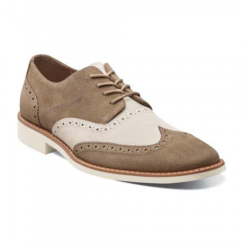 wingtips men summer suit shoes