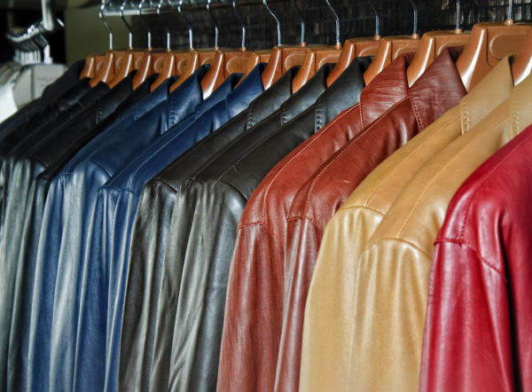 Fall Fashion: The Leather Blazer Is Making a Comeback
