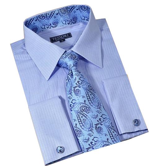 tessori_upscale_menswear_shirt_tie_hanky_set
