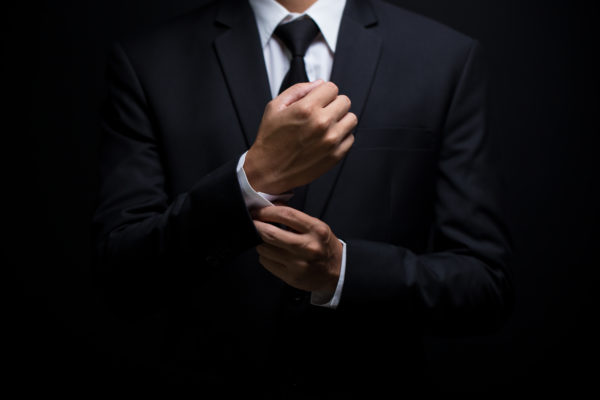 What to Avoid When Wearing a Suit