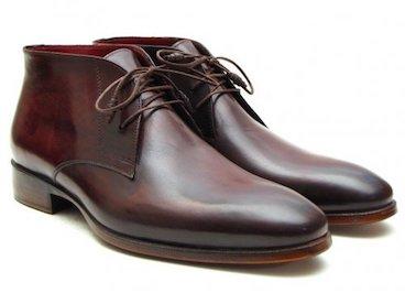 Paul Parkman CK43E8 Brown Genuine Calfskin Chukka Boots