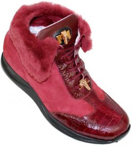 Mauri Ruby Red - Men's Winter Boots