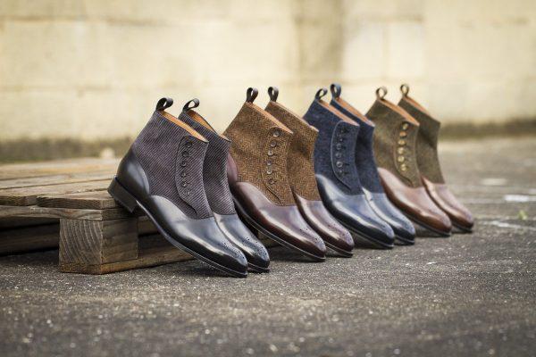 trendy men's boots
