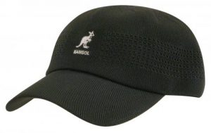 Kangol Black Tropic Ventair Baseball Hat